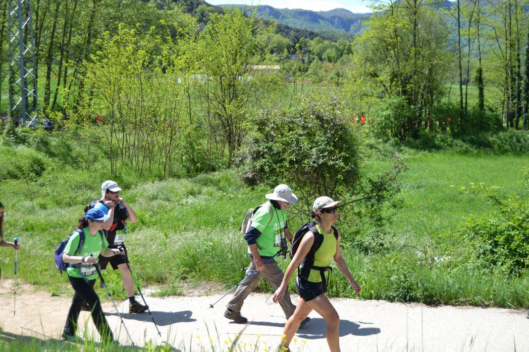 Caminant a la vall d'en Bas