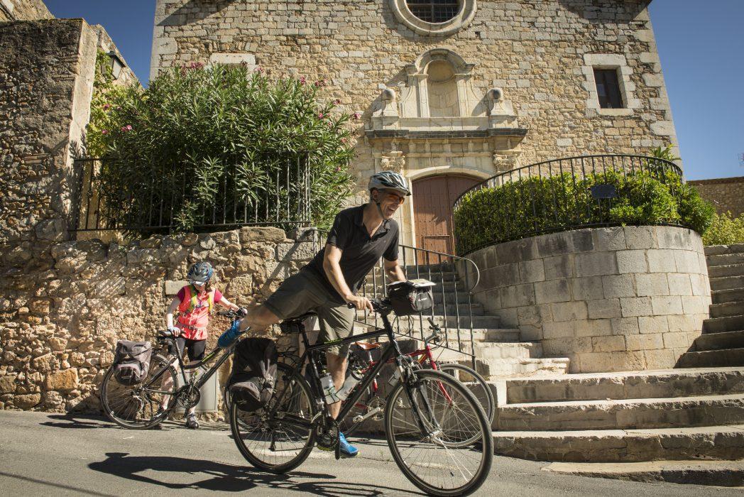 Ciclistes pel Baix Empordà
