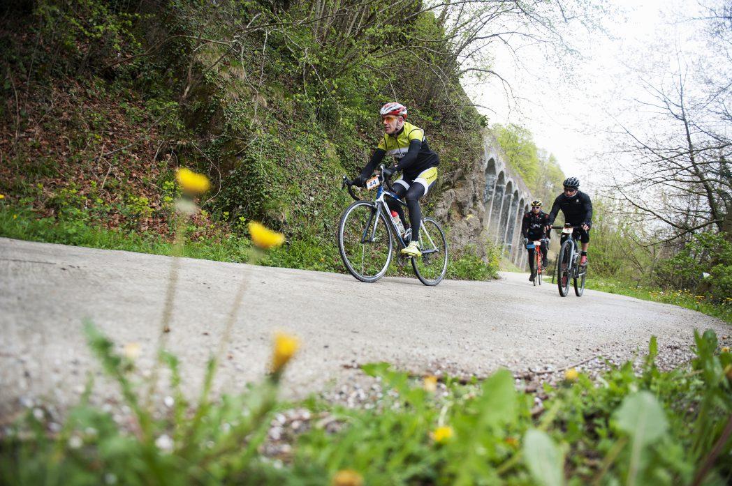 Ciclistes per la vall de Camprodon