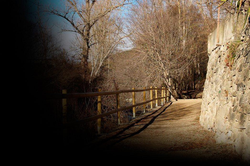 Via Verda entre Campdevànol - Sant Llorenç de Campdevànol