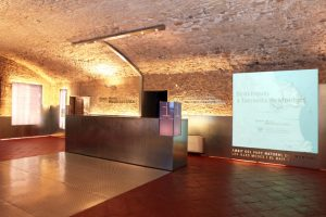 recepció museu mediterrània